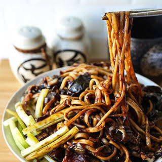 Vegan Black Bean Noodles Recipes.