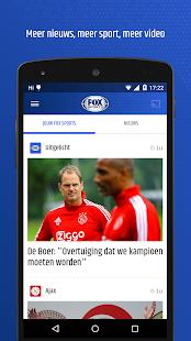 FOX Sports NL Screenshot 1