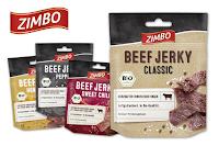 Angebot für ZIMBO Beef Jerky 25g im Supermarkt REWE