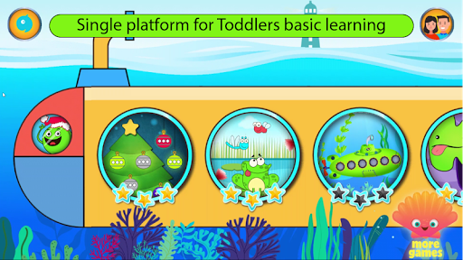 Toddler Learning Games - Little Kids Games screenshots 1