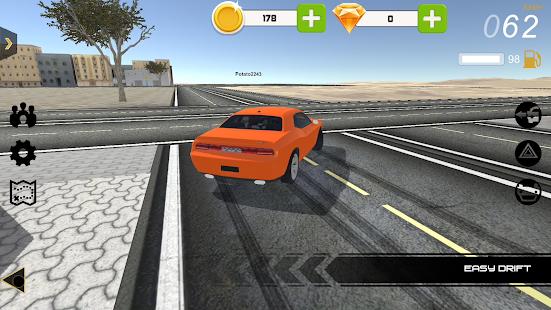 Drift Online - náhled