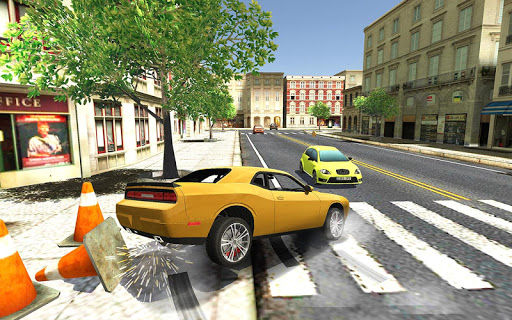 City Drift Screenshot