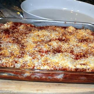 Tilapia Enchilada Casserole