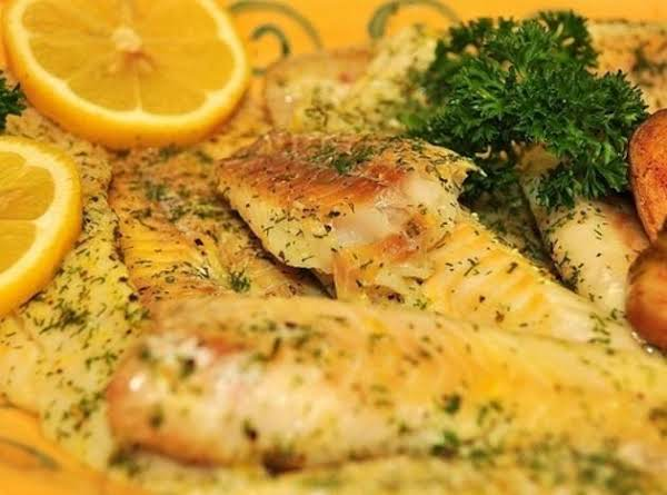 Mouth-watering Garlic Baked Fish
