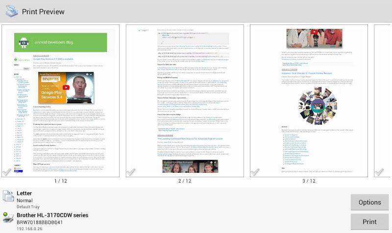 Mobile Print - PrinterShare Screenshot 8