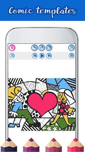 免費下載遊戲APP|塗り絵の本 無料で アート 設計 app開箱文|APP開箱王