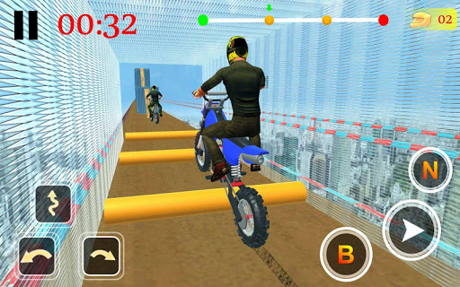 Extreme Bike Trail Stunt Master 1.0 screenshots 3
