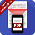 PDF Pocket Scanner (OCR) icon