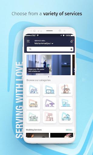 Sheba.xyz - Online Service Market 3.0.18.2 screenshots 1
