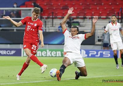 Le Bayern Munich s'adjuge la Supercoupe d'Europe aux prolongations