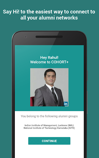 CohortPlus Business Networking