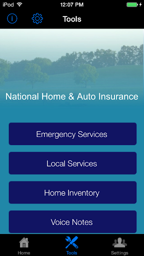 National Home Auto Insurance
