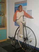 Photo: that's a big bike