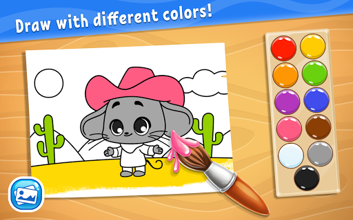 Colors for Kids, Toddlers, Babies - Learning Game filehippodl screenshot 20