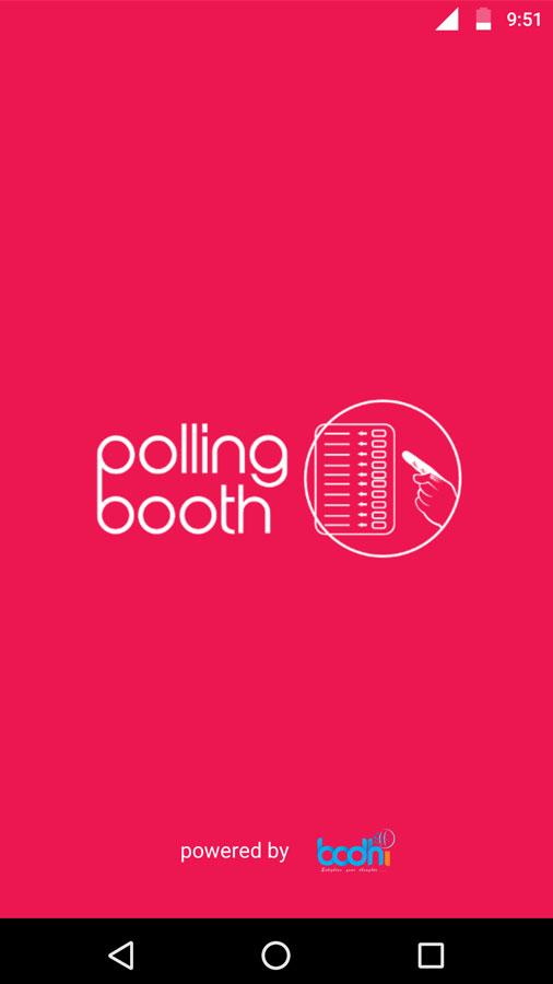 Polling Booth- screenshot