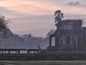 Photo: Świątynia Angkor Wat, Kambodża