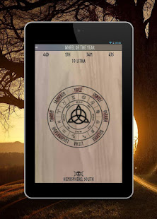 Wicca Calendar 5