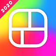 Photo Grid - Collage Maker Square Pic Photo Editor icon