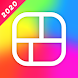 Photo Grid - Collage Maker Square Pic Photo Editor