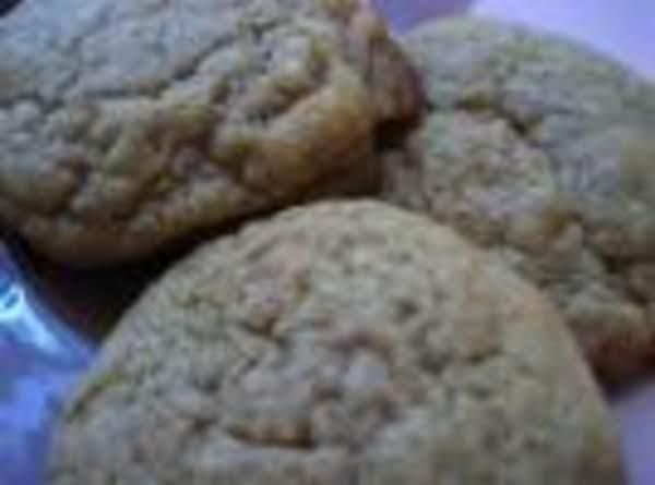 Crunchy Toffee Cookies In A Jar