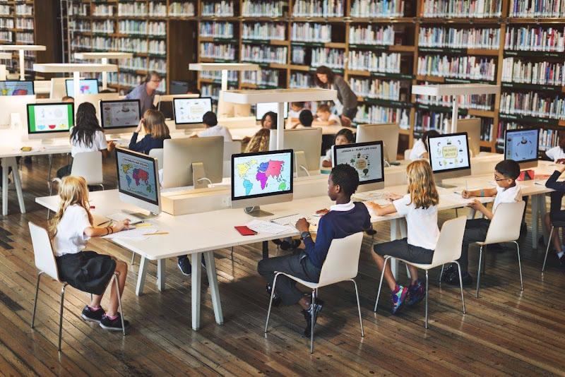 E-technologie op school