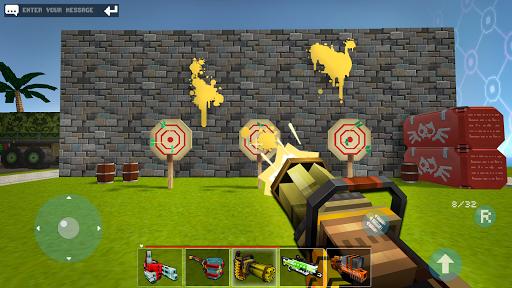 Mad GunZ - shooting games & Battle Royale, online screenshots 6