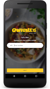 QWICHES- screenshot thumbnail