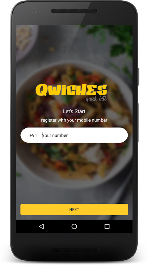 QWICHES- screenshot