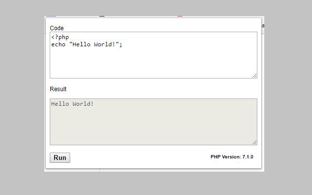 PHP Box
