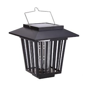Lampa solara antiinsecte pentru gradina