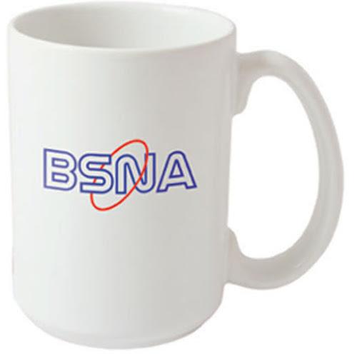 Large Promotional Coffee Mugs - Marrow 400ml