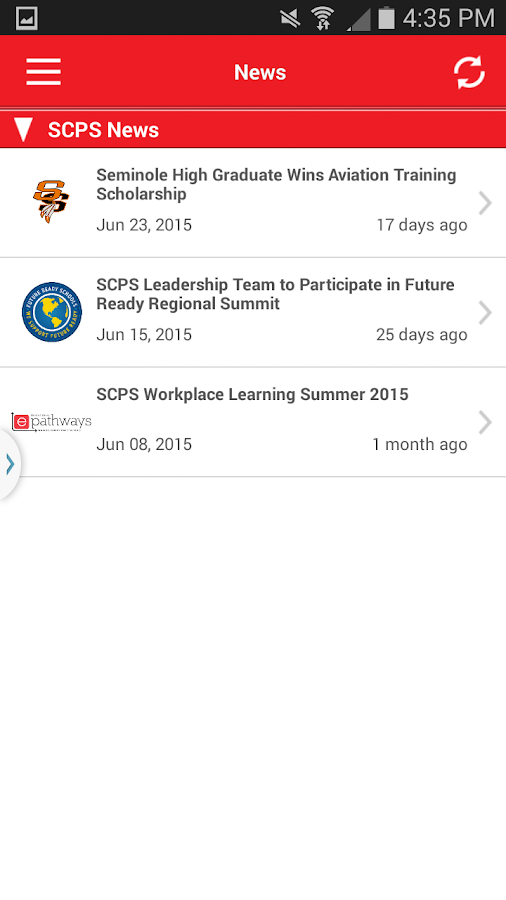 SCPS- screenshot