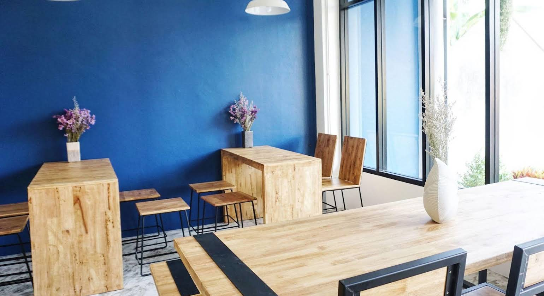 BEDGASM Poshtel x Cafe at Nimman