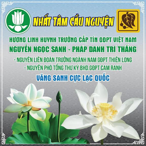 Lễ tang HTr cấp Tín Trí Thắng Nguyễn Ngọc Sanh