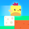 Stacky Bird: Hyper Casual Flying Birdie Game icon