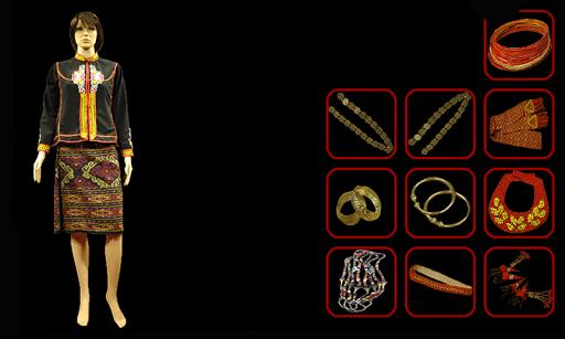 Traditional Costume: Lotud