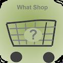 WhatShop icon