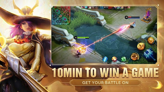 Mobile Legends: Bang Bang MOD APK (Unlimited Diamonds) 3