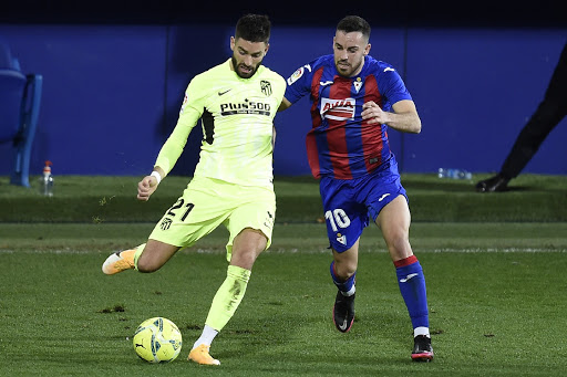 Atletico host Real in Madrid derby title showdown