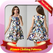 750 + Women Clothing Patterns icon