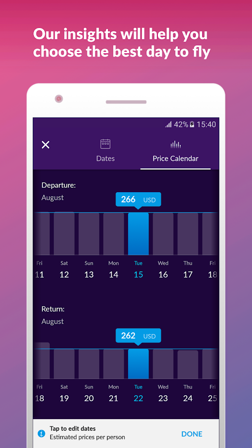 Cheap Flights & Hotels momondo - Android Apps on Google Play