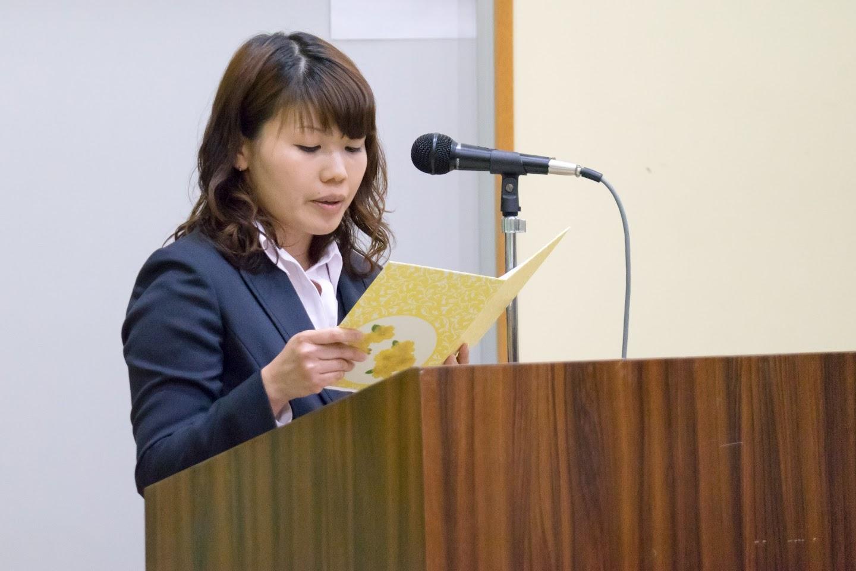 きたそらち農業協同組合北竜支所・長谷川朋子さん