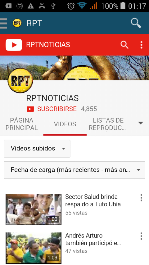 RPT Noticias- screenshot
