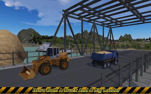 Loader & Dump Truck Simulator 11