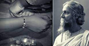 How Tagore Used Rakhi to Resist Partition of Bengal & Strengthen Unity