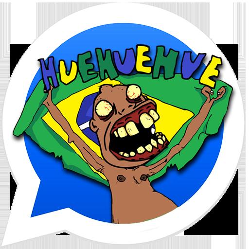 Pacotão de Memes - Stickers WhatsApp