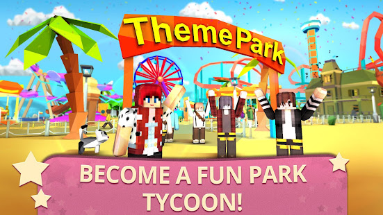 My Theme Park: RollerCoaster & Water Park Tycoon for PC