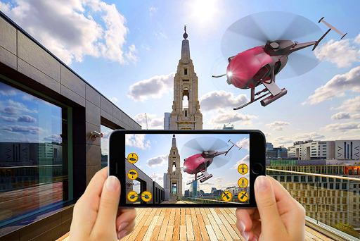 RC helicopter Ar Simulator 3 screenshots 2