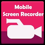 Mobile Screen Recorder Icon