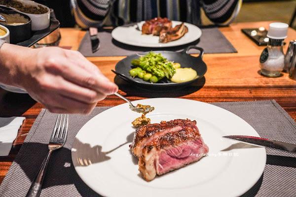 台北牛排推薦 Fresh & Aged美福乾式熟成牛排館、乾式熟成牛排、約會餐廳、吃到飽自助bar880元
